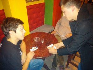 Kraljevo 01 - Trikovi sa kartama su mu najomiljeniji