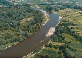 Moravski koridor ispravlja tok Zapadne Morave