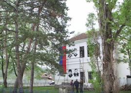 Murali za poginule borce iz okoline Trstenika (video)