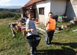San braće iz Kraljeva: Da imamo vodu u kući!