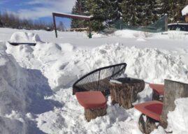 Kraj marta, a više snega nego zimus