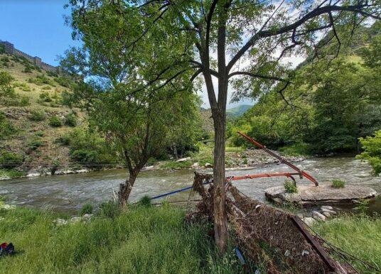 Bez mosta ka Magliču, usporena i njegova rekonstrukcija