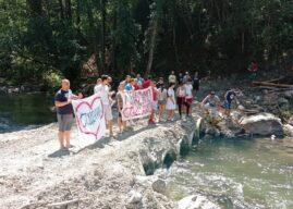 Meštani Ušća na Ibru protestovali protiv novih MHE na Studenici